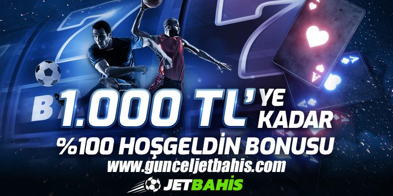 1000 TL %100 İlk Para Yatırma Bonusu Kazan